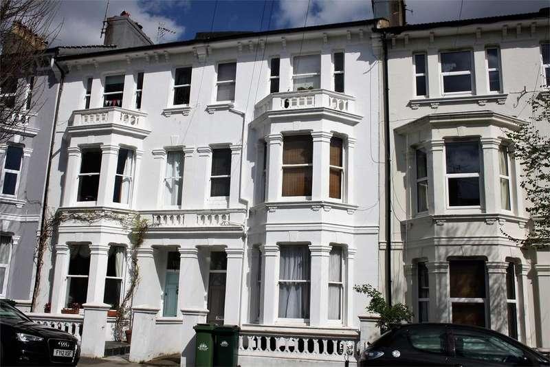 1 Bedroom Flat for sale in Shaftesbury Road, Brighton, East Sussex