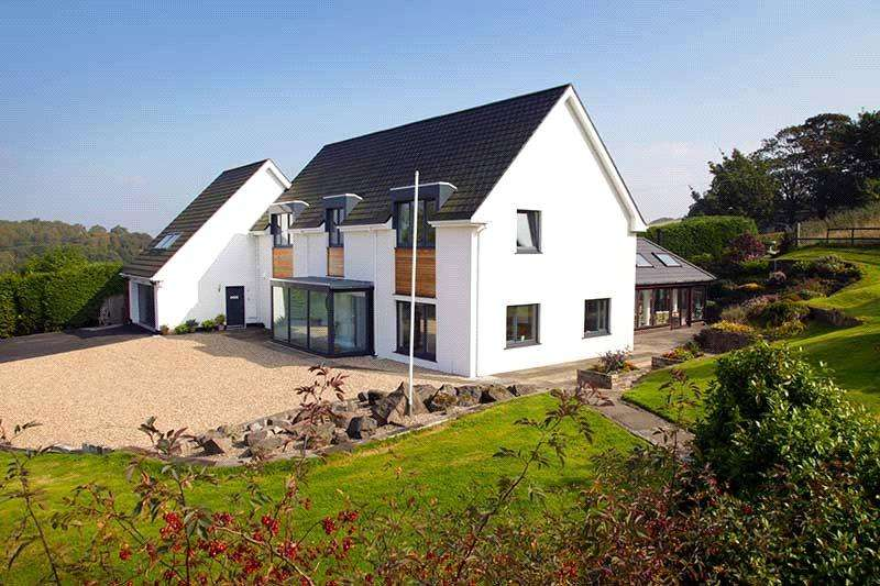 5 Bedrooms Unique Property for sale in Low Netherton, Langbank, Port Glasgow, Renfrewshire, PA14