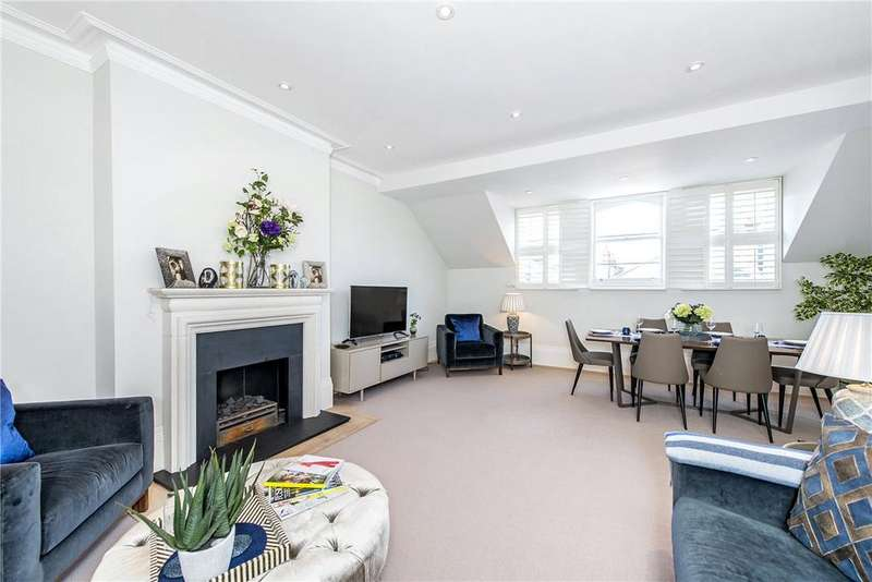 3 Bedrooms House for sale in Roland Gardens, London, SW7