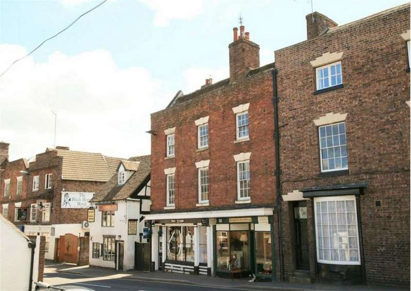 2 Bedrooms Flat for sale in Flat 1, 2 Bridge Street, Bridgnorth, Shropshire