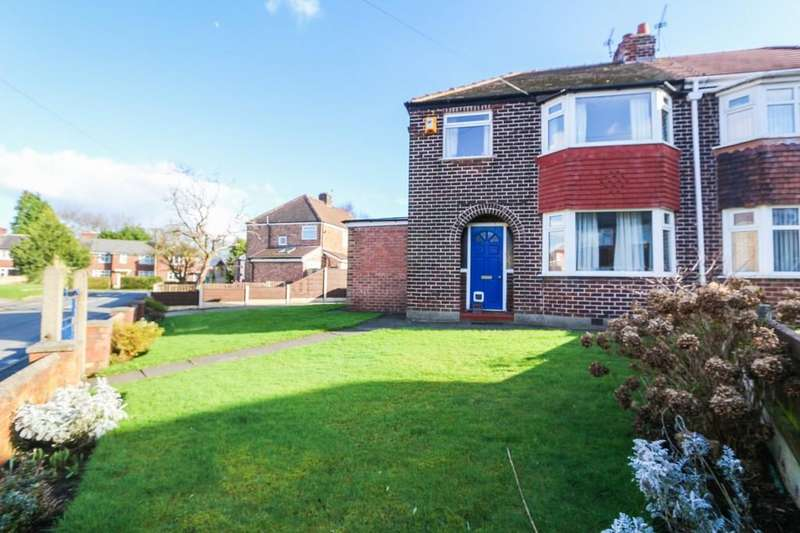 3 Bedrooms Semi Detached House for sale in 3 Hartley Grove, Irlam