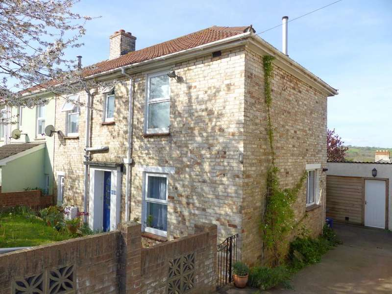 3 Bedrooms Semi Detached House for sale in Lime Tree Walk, Newton Abbot, TQ12 4LF