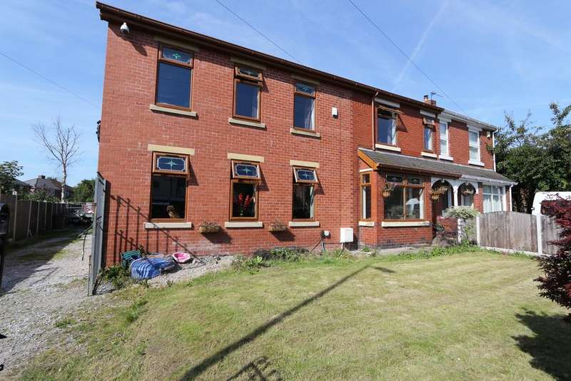 5 Bedrooms Semi Detached House for sale in 139 Fir Street, Cadishead