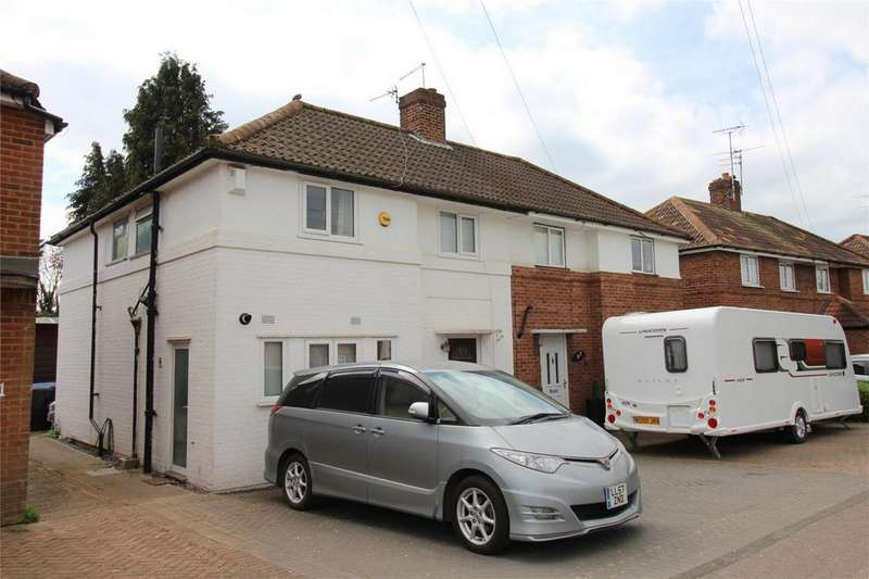 4 Bedrooms Semi Detached House for sale in Crawford Road, Hatfield, Hertfordshire