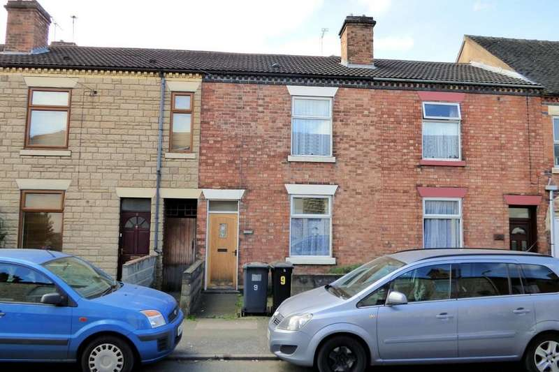 2 Bedrooms Terraced House for sale in All Saints Road, Burton-on-Trent