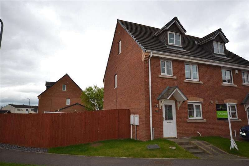 4 Bedrooms Semi Detached House for sale in Jenner Drive, Stockton-on-Tees