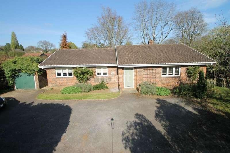 3 Bedrooms Bungalow for sale in Churt Village, Nr Farnham, Surrey
