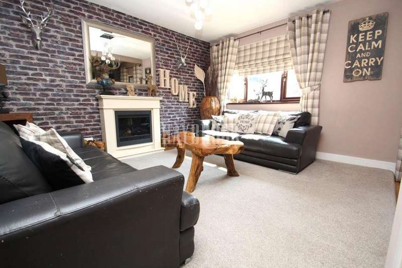 2 Bedrooms End Of Terrace House for sale in Halsall Avenue, Littledale, S9