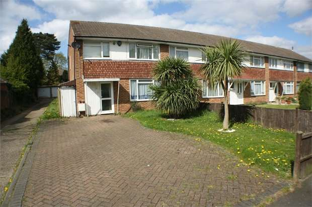 3 Bedrooms End Of Terrace House for sale in Fontwell Close, HARROW, Middlesex