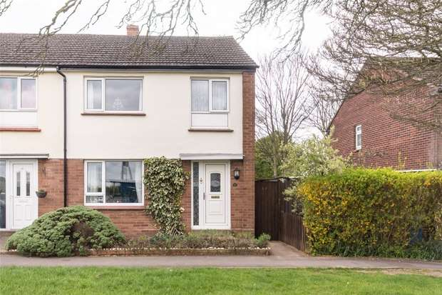 3 Bedrooms Semi Detached House for sale in Eastern Avenue, Lichfield, Staffordshire