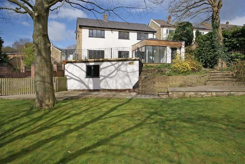 5 Bedrooms Detached House for sale in Stone Rings Close, Harrogate, North Yorkshire