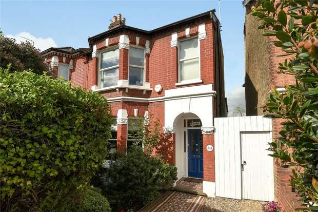 5 Bedrooms End Of Terrace House for sale in St Margarets Road, St Margarets, Twickenham