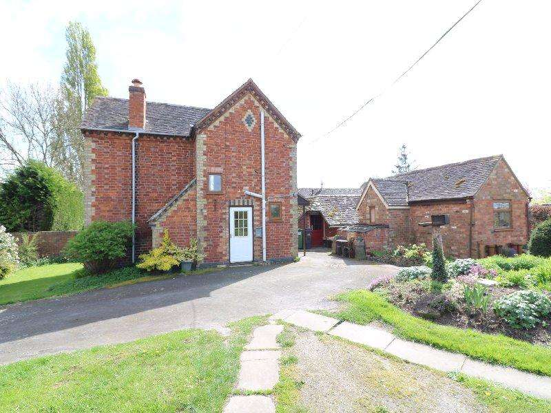 2 Bedrooms Cottage House for sale in Woodmancote, Defford WR8