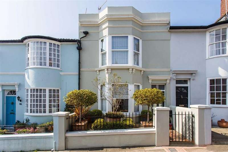 2 Bedrooms Terraced House for sale in Borough Steet, Brighton