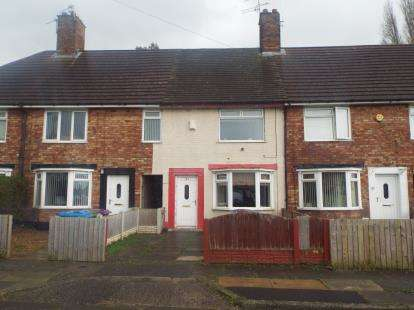 2 Bedrooms Terraced House for sale in Ramsbrook Close, Speke, Liverpool, Merseyside, L24