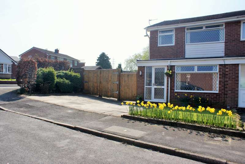 3 Bedrooms End Of Terrace House for sale in Hazelwood Avenue, Harwood