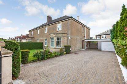4 Bedrooms Semi Detached House for sale in Shawmoss Road, Pollokshields, Glasgow