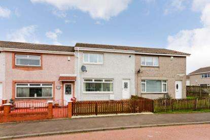 2 Bedrooms Terraced House for sale in Springbank Road, Shotts