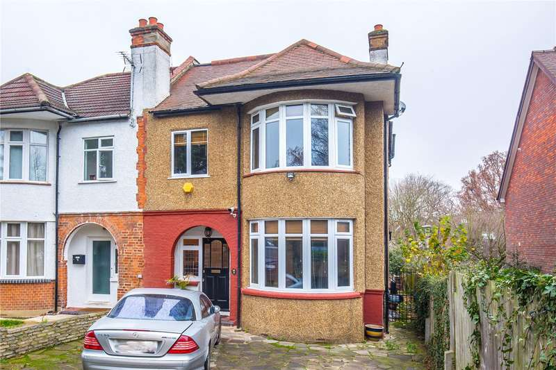 4 Bedrooms Semi Detached House for sale in Torrington Park, North Finchley, London, N12