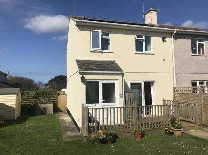 3 Bedrooms End Of Terrace House for sale in Mount Hawke, Truro, Cornwall