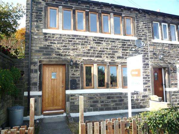 2 Bedrooms Cottage House for sale in Scar Top, Golcar, Huddersfield