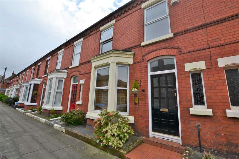 3 Bedrooms Terraced House for sale in brentwood ave, aigburth