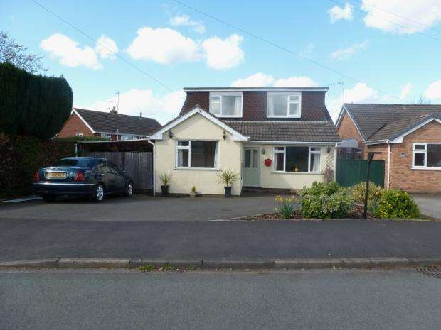 4 Bedrooms Detached Bungalow for sale in Rockhouse Drive Great Haywood Stafford