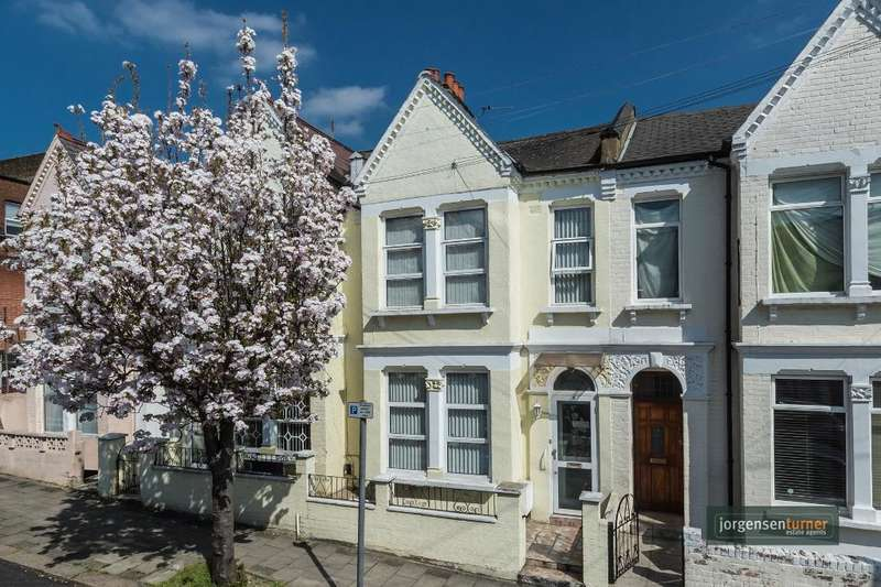 3 Bedrooms House for sale in Kingsley Road, London, NW6 7RH