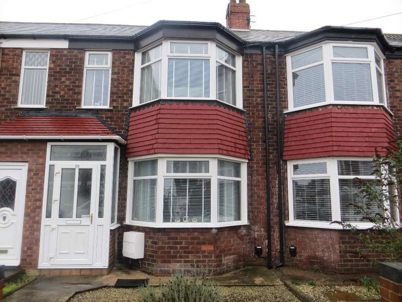 2 Bedrooms Terraced House for sale in Luton Road, Hull, HU5 5AJ
