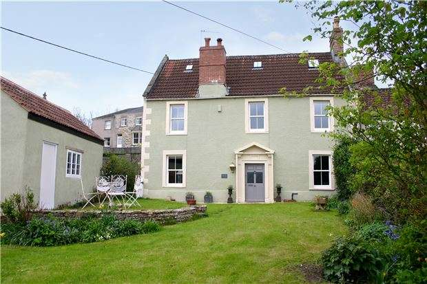 5 Bedrooms Semi Detached House for sale in Bowden Hill, Chilcompton, SOMERSET