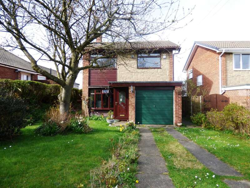 4 Bedrooms Detached House for sale in Ely Crescent, Brotton