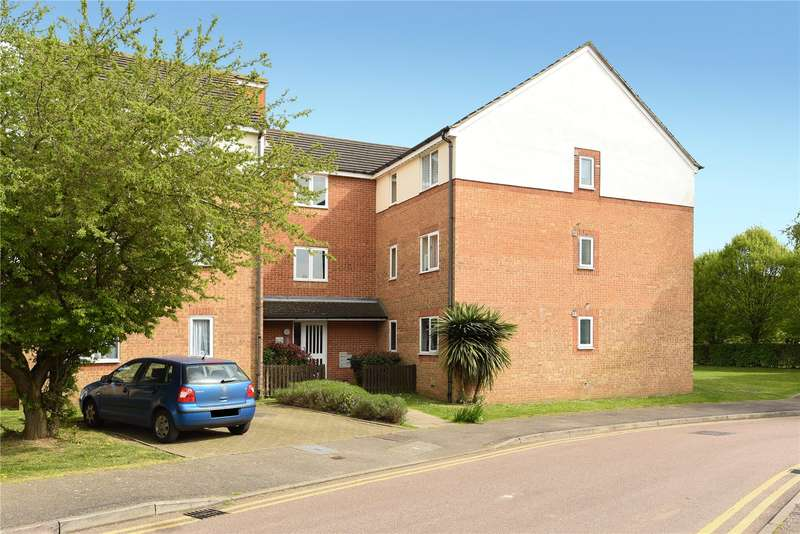 2 Bedrooms Apartment Flat for sale in Harris House, Himalayan Way, Watford, WD18