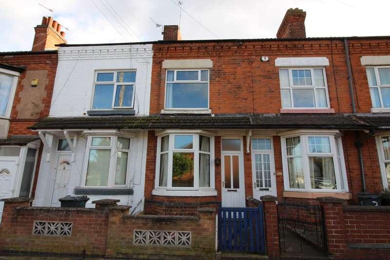 2 Bedrooms Terraced House for sale in Duncan Road, Aylestone