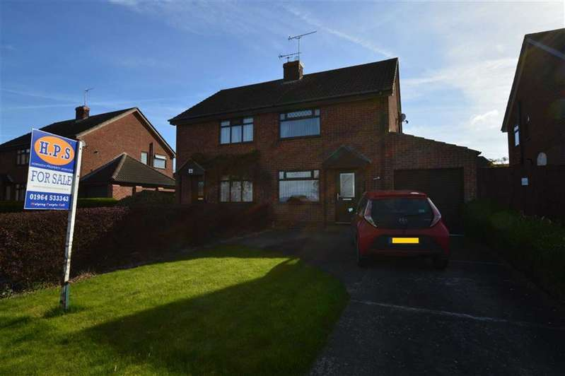 2 Bedrooms Property for sale in Main Street, Long Riston, East Yorkshire