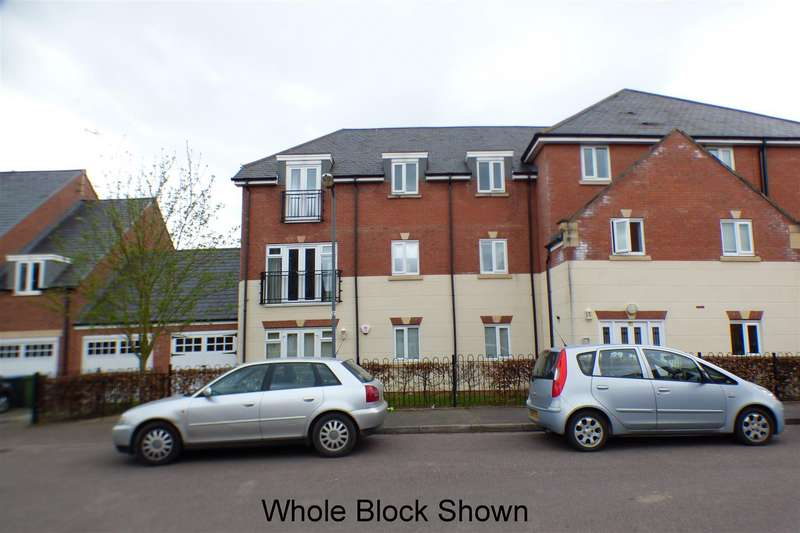 2 Bedrooms Property for sale in Dickens Close, Stratford-Upon-Avon