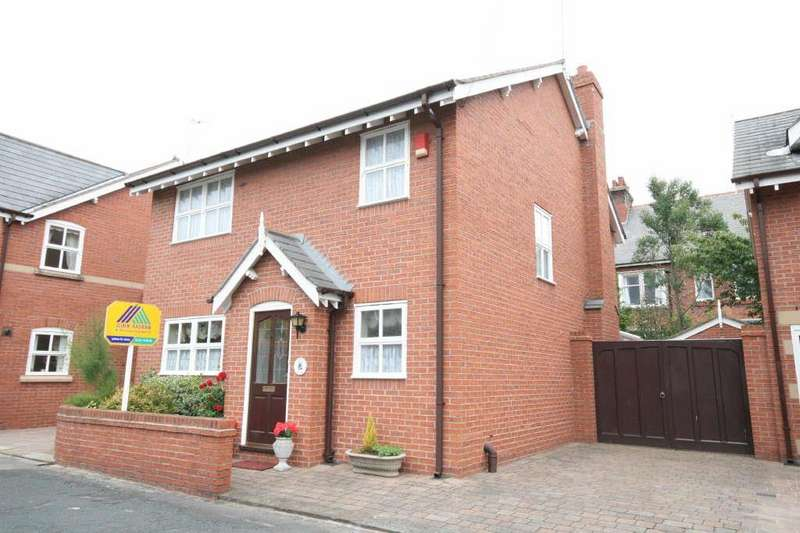 3 Bedrooms Detached House for sale in Swainson Street, Lytham