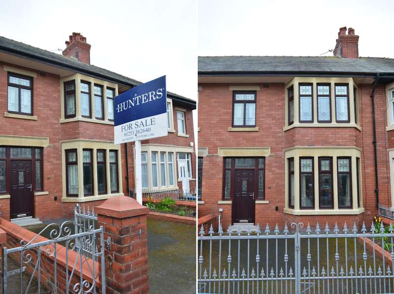 3 Bedrooms Terraced House for sale in St Martins Road, Blackpool, FY4 2DY