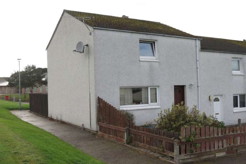 2 Bedrooms Property for sale in Emslie Court, Lhanbryde, Elgin, IV30