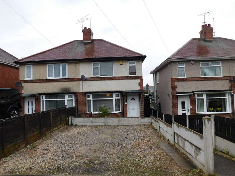 3 Bedrooms Semi Detached House for sale in Asquith Street, Mansfield