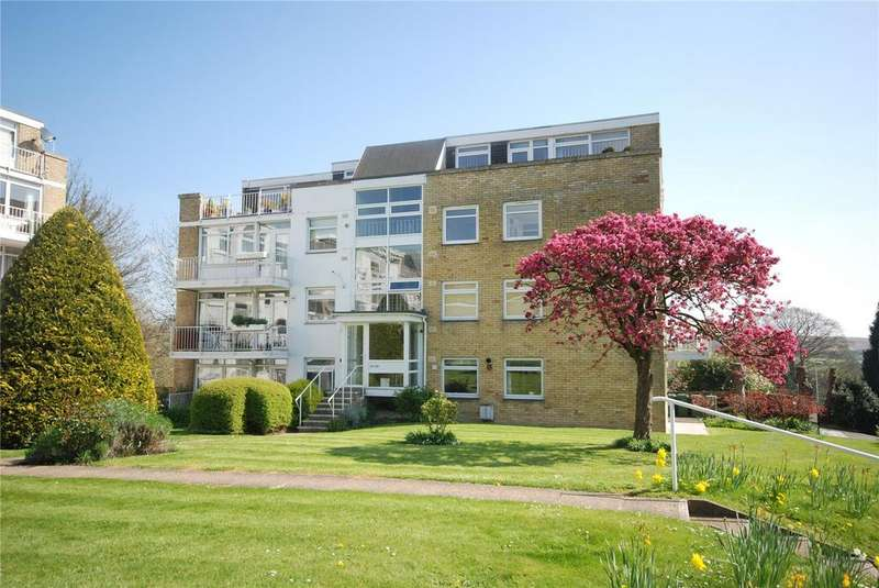 3 Bedrooms Penthouse Flat for sale in Shady Bower Close, Salisbury, Wiltshire, SP1