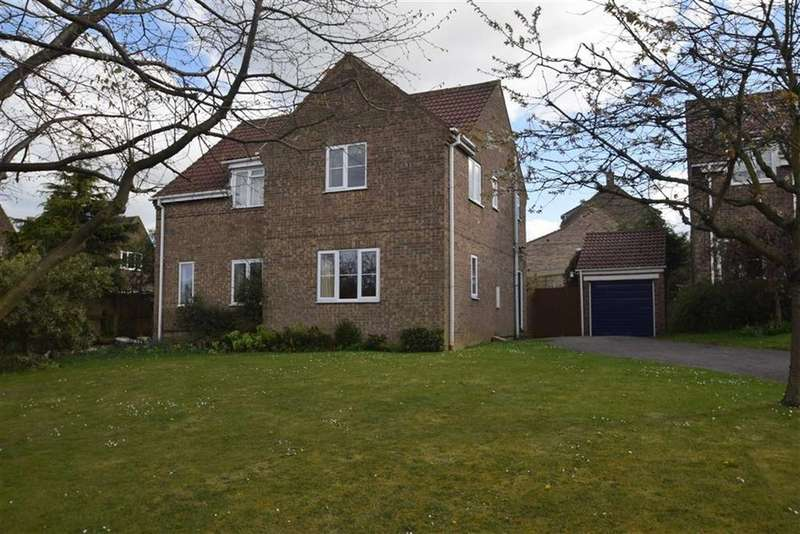 3 Bedrooms Semi Detached House for sale in Limestone Road, Burniston, North Yorkshire, YO13