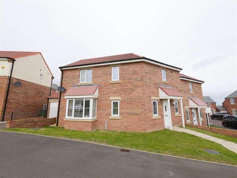 3 Bedrooms Semi Detached House for sale in Eaglescliffe, Ryhope, Sunderland