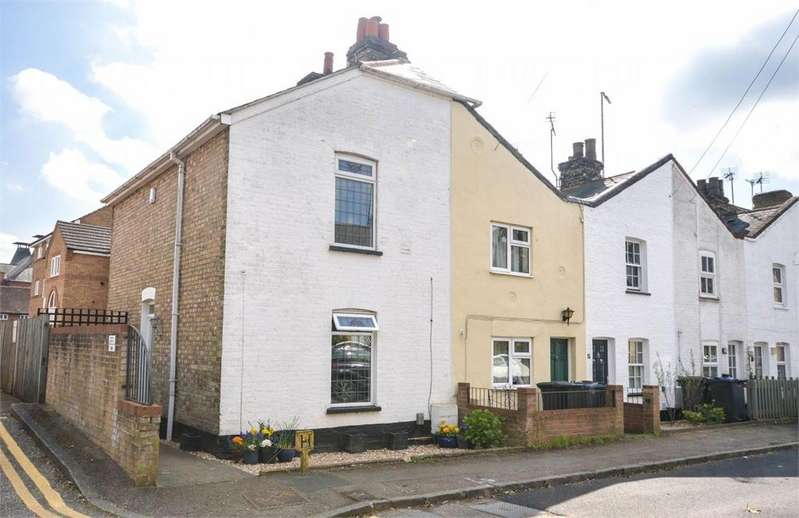 2 Bedrooms End Of Terrace House for sale in Wharf Road, BISHOP'S STORTFORD, Hertfordshire