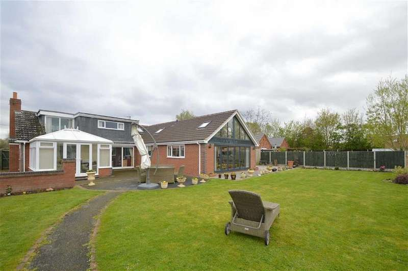 5 Bedrooms Detached House for sale in Longden On Tern, Telford