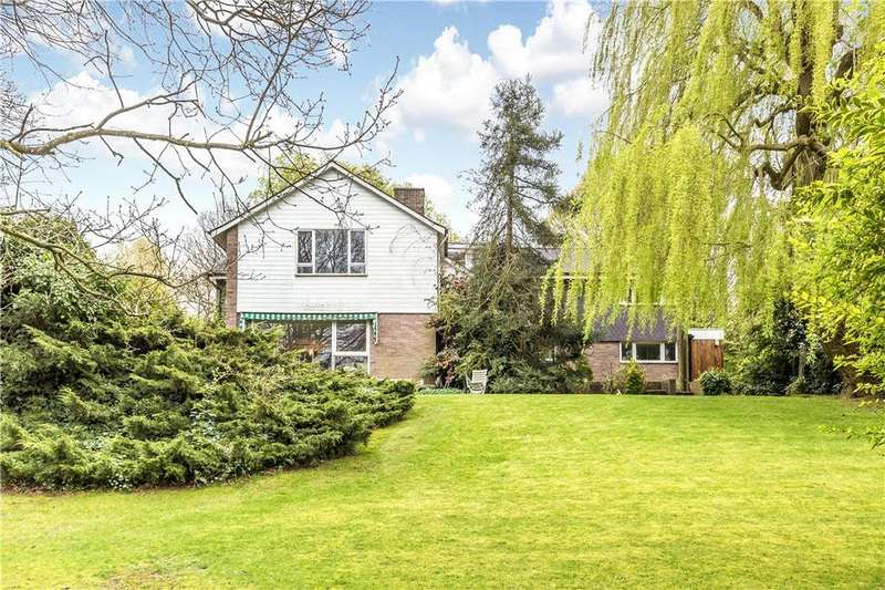 6 Bedrooms Detached House for sale in Woodhall Drive, Dulwich, London, SE21