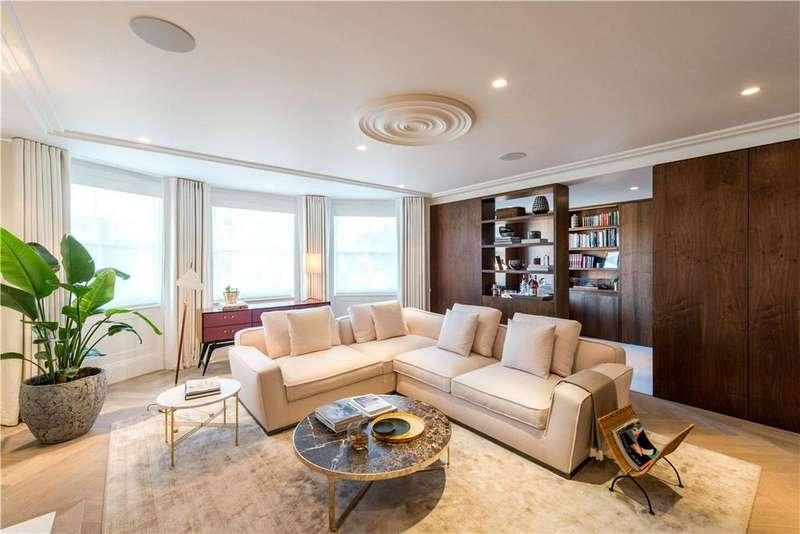 3 Bedrooms Flat for sale in Upper Wimpole Street, Marylebone, London, W1G