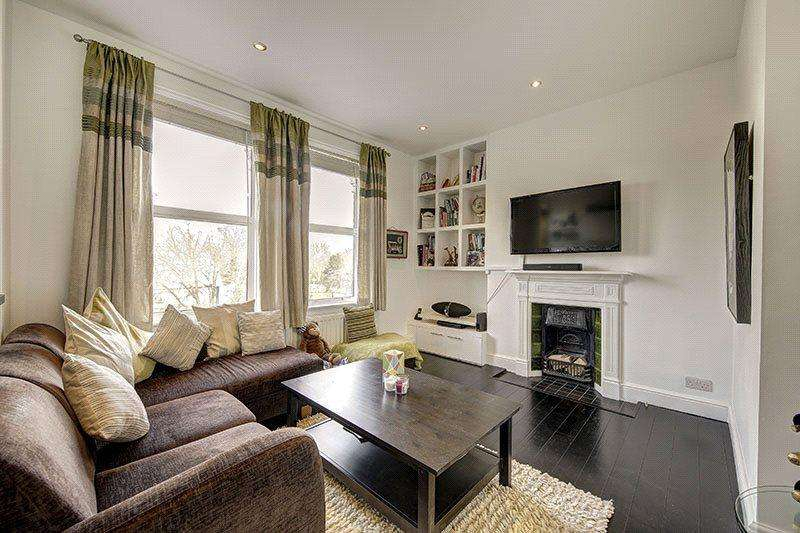 2 Bedrooms Penthouse Flat for sale in Salusbury Road, Queen's Park, London, NW6