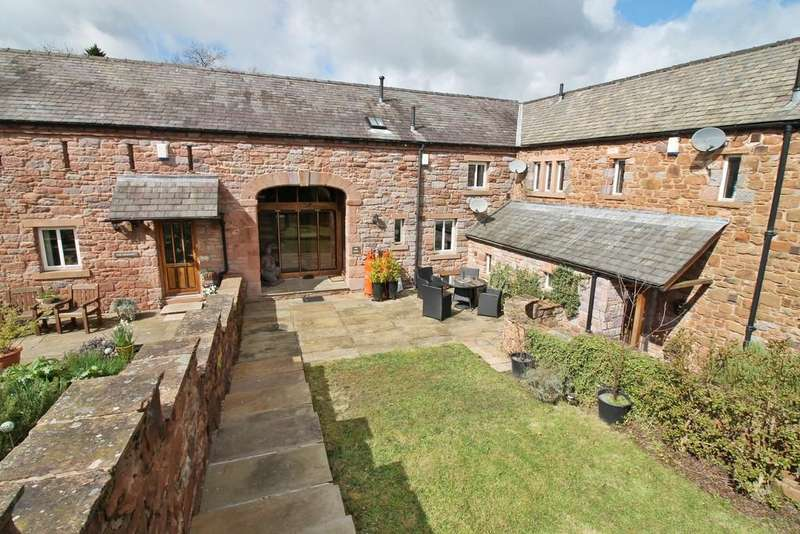 3 Bedrooms Barn Conversion Character Property for sale in The Grange, Ivegill, Carlisle