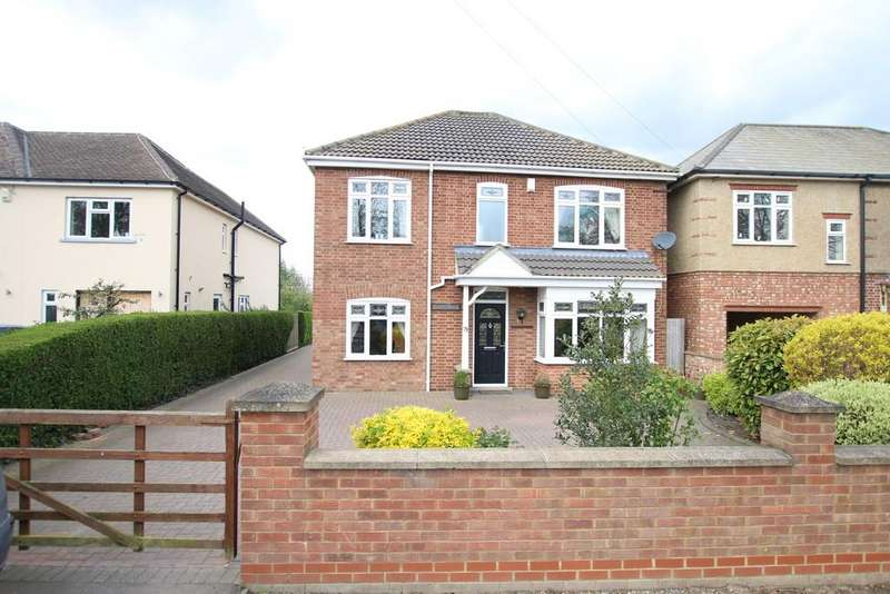 4 Bedrooms Detached House for sale in Wimblington Road, March