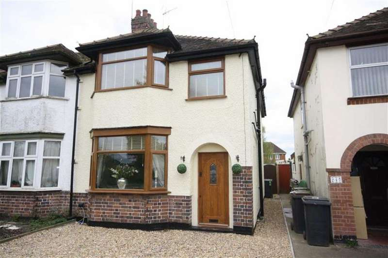 3 Bedrooms Semi Detached House for sale in Hinckley Road, Nuneaton